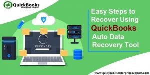 How To Recover Lost Data With Auto Data Recovery Quickbooks? [Guide]