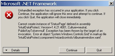How to Easily Identify and Fix Microsoft .Net Framework Error in Quickbooks?
