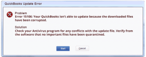 5 Easy Steps to Fix QuickBooks Error 15106
