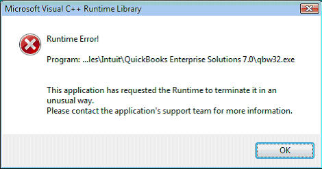 Resolve Runtime Error 0 Quickbooks with this Simple Guide