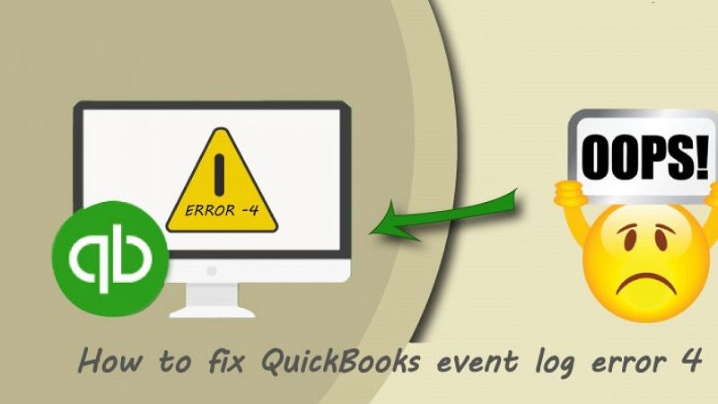 Event ID 4 QuickBooks- Causes, Symptoms, and Easy Solutions